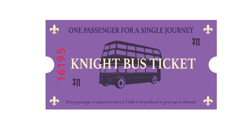 Knigh-Bus-Printable
